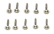 SERVO RETAINING SCREWS (10)