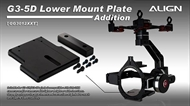 G3-5D Extension Lower Mounting Plate