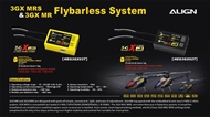 3GX MR Programmable Flybarless System