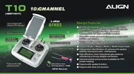 T10 Transmitter Set Mode 2