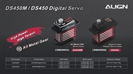 DS450 Digital HV Servo HV