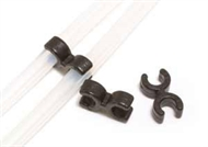 FUEL LINE CLAMP FOR 5mm, 3 PCs.