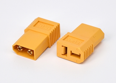 XT60 Male to T-plug Female Connector (1 pcs)