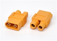XT60 Male to EC3 Female Plug Connector (1 pcs)